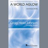 Dominick DiOrio A World Aglow cover art