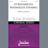 O Boundless, Boundless Evening Noten