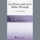 Let Peace And Love Shine Through