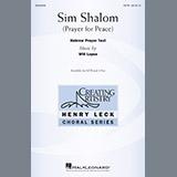 Will Lopes Sim Shalom l'art de couverture