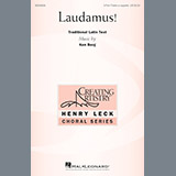 Ken Berg Laudamus! cover kunst