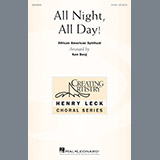 Ken Berg All Night, All Day cover art