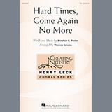 Thomas Juneau Hard Times, Come Again No More arte de la cubierta
