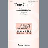 Cyndi Lauper - True Colors (arr. Jesse Hampsch)