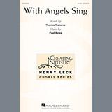 Paul Ayres With Angels Sing arte de la cubierta