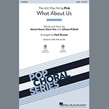What About Us - Choir Instrumental Pak