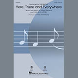 Here, There And Everywhere - Choir Instrumental Pak