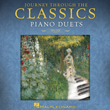 Robert Fuchs Viennese Waltz, Op. 44, No. 2 cover kunst
