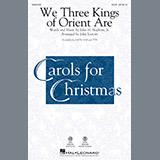 John Leavitt - We Three Kings Of Orient Are
