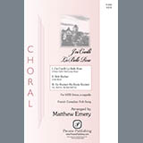 Partition chorale J'ai Cuelli La Belle Rose (I Have Cull'd That Lovely Rose) de Matthew Emery - SATB