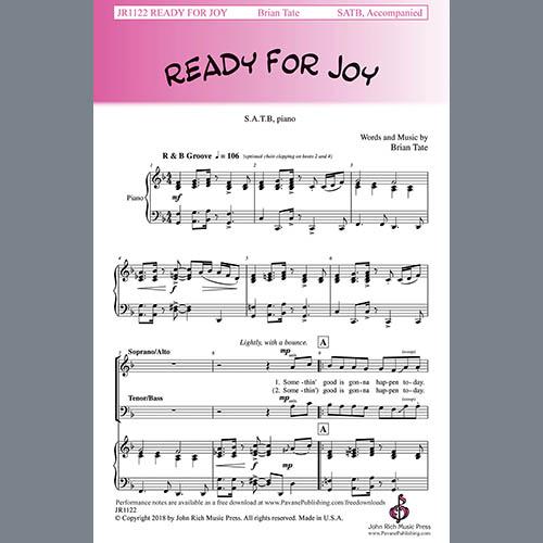 Ready For Joy