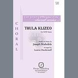Joseph Shabalala Thula Klizeo cover art