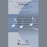 Anthem - Choir Instrumental Pak Digitale Noter