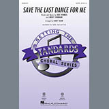 Save the Last Dance for Me (arr. Kirby Shaw) - Choir Instrumental Pak