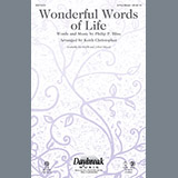Wonderful Words Of Life (arr. Keith Christopher)