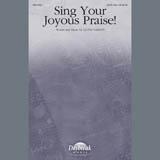 Sing Your Joyous Praise!