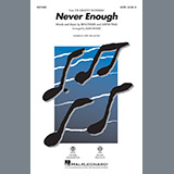 Never Enough - Choir Instrumental Pak