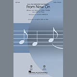 From Now On (from The Greatest Showman) - Choir Instrumental Pak