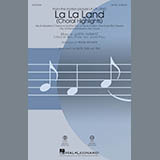 Justin Hurwitz La La Land: Choral Highlights (arr. Mark Brymer) - Synthesizer cover art