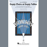 Boublil and Schonberg Empty Chairs At Empty Tables (from Les Miserables) (arr. Ed Lojeski) cover art