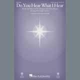 Gloria Shayne Do You Hear What I Hear (arr. Craig Courtney) cover art