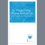 Jim Papoulis & Mike Greenly To Those Who Came Before Us cover art