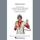 New Rules - Marching Band Noder