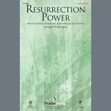 Partition chorale Resurrection Power (arr. Ed Hogan) de Ed Cash, Ryan Ellis & Tony Brown - SATB