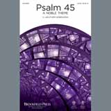 Psalm 45 (A Noble Theme)