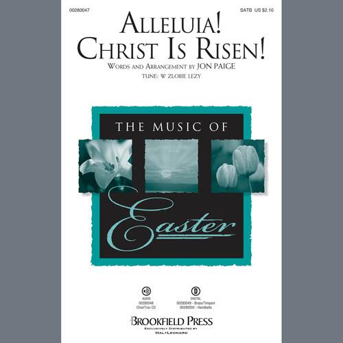 Alleluia! Christ Is Risen! - Full Score
