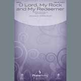 O Lord, My Rock And My Redeemer Partituras Digitais