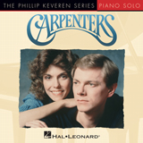 Carpenters It's Going To Take Some Time (arr. Phillip Keveren) cover kunst