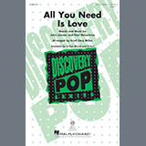 The Beatles - All You Need Is Love (arr. Cristi Cari Miller)