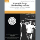 Andy Williams - Happy Holiday/The Holiday Season (arr. Adam Scott)