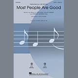 Most People Are Good  (arr. Ed Lojeski) - Choir Instrumental Pak