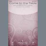 Partition chorale Come To The Table (arr. David Angerman) de Sidewalk Prophets - SATB