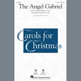 Partition chorale The Angel Gabriel de John Leavitt - SATB
