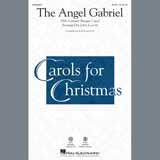 Partition chorale The Angel Gabriel de John Leavitt - SSA