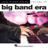 Boogie Woogie Bugle Boy [Jazz version] (arr. Brent Edstrom)