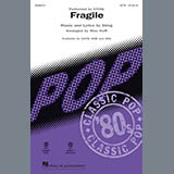 Fragile (arr. Mac Huff) - Choir Instrumental Pak