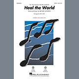 Heal the World (Arr. Mac Huff) - Choir Instrumental Pak