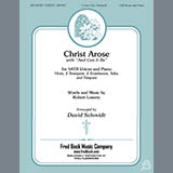 Christ Arose (with And Can It Be?) (arr. David Schmidt) - Choir Instrumental Pak
