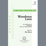 Ron Kean Wondrous Love cover art