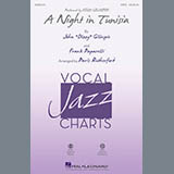 A Night in Tunisia (arr. Paris Rutherford) - Choir Instrumental Pak