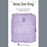 Never One Thing (arr. Corie Brown)