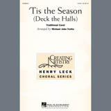Partition chorale 'Tis The Season (Deck The Halls) (arr. Michael John Trotta) de Traditional Carol - 2 voix