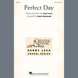 Partition chorale Perfect Day (Theme From The World Of Peter Rabbit And Friends) (arr. Daniel Brinsmead) de Colin Towns - 2 voix