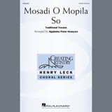 Partition chorale Mosadi O Moplisa So (arr. Peter Ncanywa) de Traditional Tswana - SATB