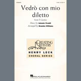 Vedro Con Mio Diletto (arr. Brandon Williams)