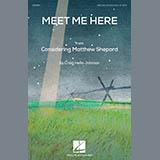 Craig Hella Johnson Meet Me Here (from Considering Matthew Shepard) - Cello cover art